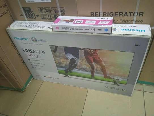 50 inch Hisense Smart TV, Youtube, Netflix e.t.e support image 2
