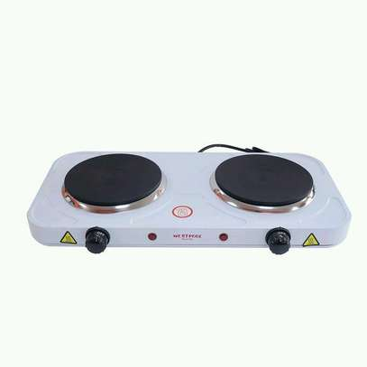 Dual Electric Hot Plate