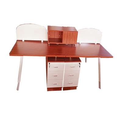 4 Way Office Table