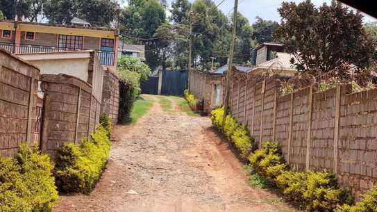 0.1 ha land for sale in Kikuyu Town image 1