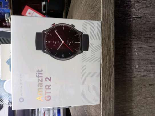 Amazfit GTR 2 smartwatch image 2