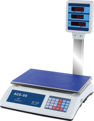Electronic Price Computing Scale image 4