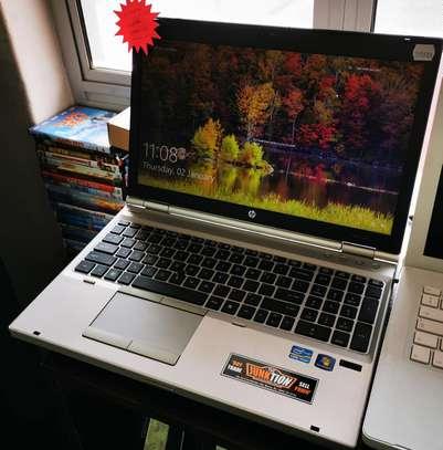"HP EliteBook 8460P Laptop 14"" i5 image 3"