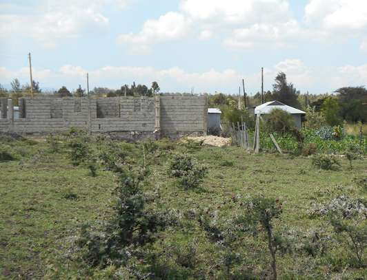 1/8 acre Plots for sale in Kiserian image 4