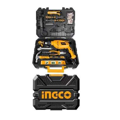 Ingco INDUSTRIAL DRILL SET-101PIECES