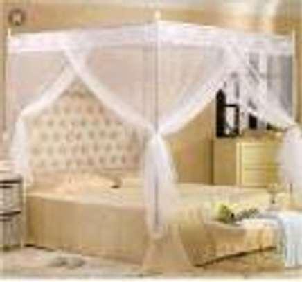 Straight mosquito net image 3
