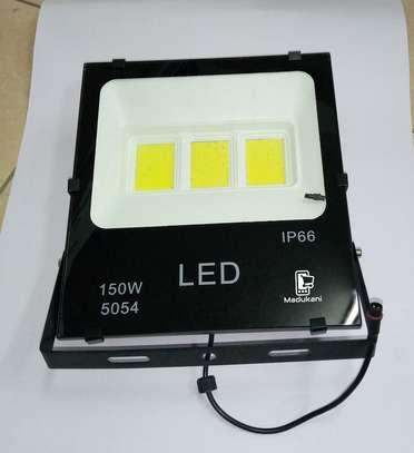 Solarmax 150W COB LED Solar Floodlight image 2