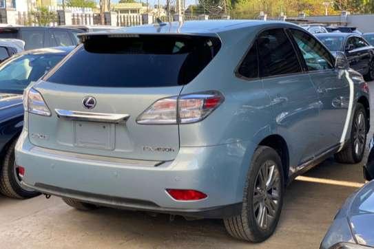 Lexus RX 450h image 4