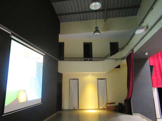 PROJECTION SCREEN 96""