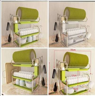 3 tier dish rack image 1