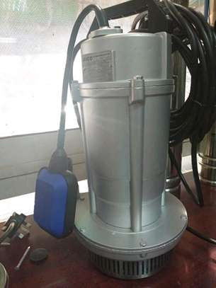 New submersible water pump