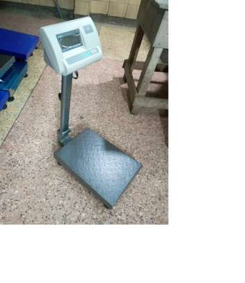A12 digital weighing scale 150kg image 1