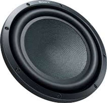 """Sony XS-GSW121 GS-Series 12"""" 4-ohm subwoofer image 1"""