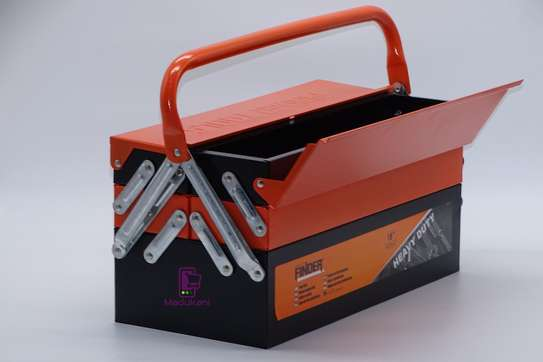 Finder 18 inch Heavy Duty Cantilever Toolbox image 3