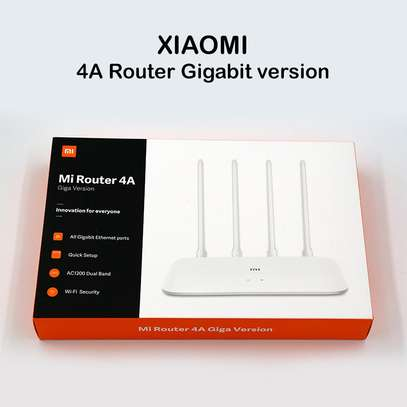 Mi Router 4A Giga Version AC1200 image 1