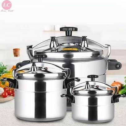 EXPLOSION PROOF ALUMINIUM PRESSURE COOKERS image 1