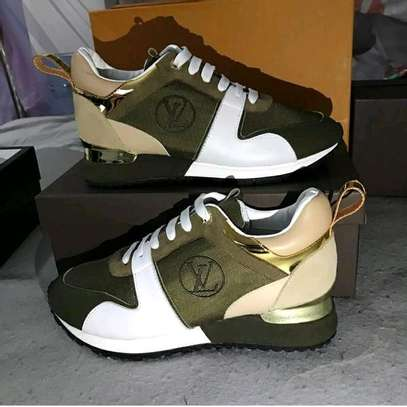Ladies Louis Vuitton sneakers image 2