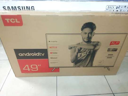 Tcl 49inches smart android tv -49S6800