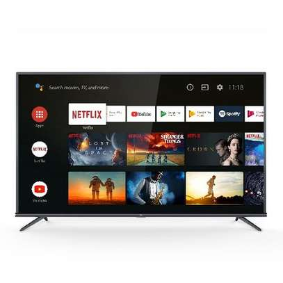 """Vision Plus 32"""" FRAMELESS ANDROID HD TV, YOUTUBE,NETFLIX image 1"""