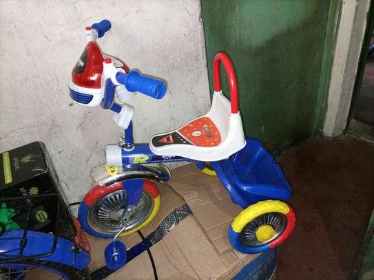 Kids tri-cycle bikes bicycle image 1