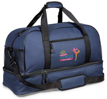 Maine Double Decker Bag Branded