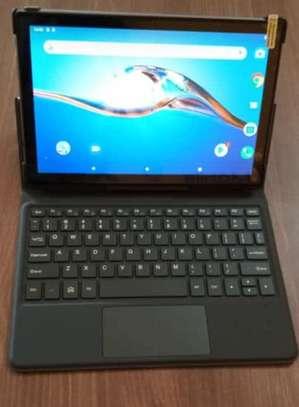 "X-Tigi Hope 10 Pro Tablet: 10.1"" inches - 3GB RAM - 32GB ROM - 8MP Camera - 4G - 6000 mAh Battery With Keyboard image 1"