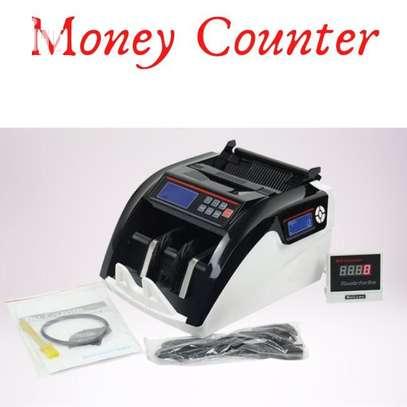 Customized Money Portable Bill Counter Machine image 1