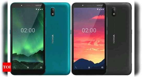 Nokia C2 Smart Phone image 4