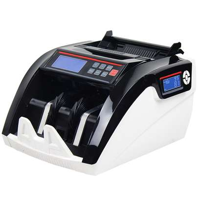 Multi-currency Compatible Money Counting Machine image 1