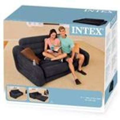 Intex Inflatable pullout sofabed image 4