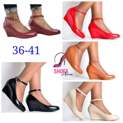 Brand new Wedge shoes image 1