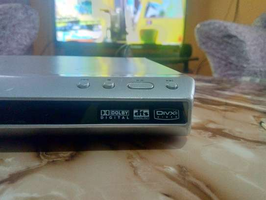 Original samsung Dvd player with dolby digital image 2