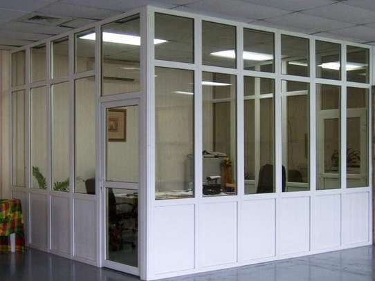 Office Glass Partition Services image 2