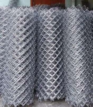 Chain link -mesh wire