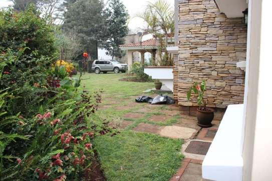 4 bedroom villa for rent in Kitisuru image 15