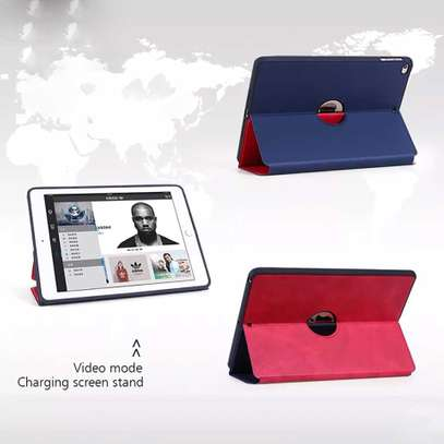 HDD Shuang Jie Series Two-Sided Leather Flip Case iPad Air 1/Air 2 / iPad 9.7 (2017 / 2018) image 5