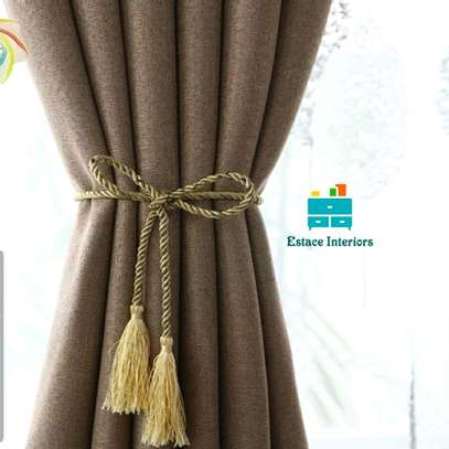 LINEN MATERIAL  CURTAINS image 3
