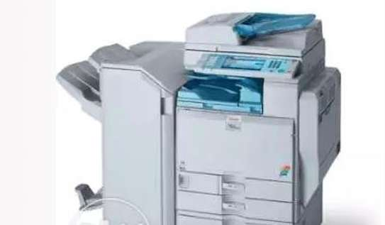 Ricoh Aficio MP C2800 Photocopier