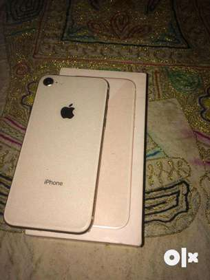 Apple Iphone 8 Gold ♧ 256 Gigabytes image 1
