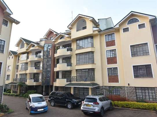 4 bedroom apartment for rent in Kilimani image 17