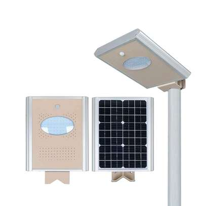 8 watts All in one solar LED Street Light