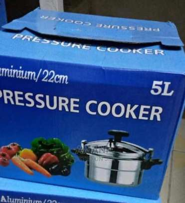 Long Lasting 5l Pressure Cooker image 1