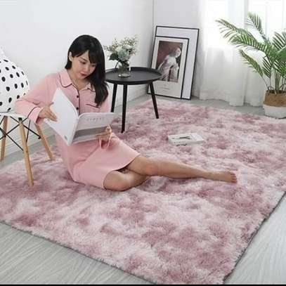 Patched Fluffy Carpets image 5