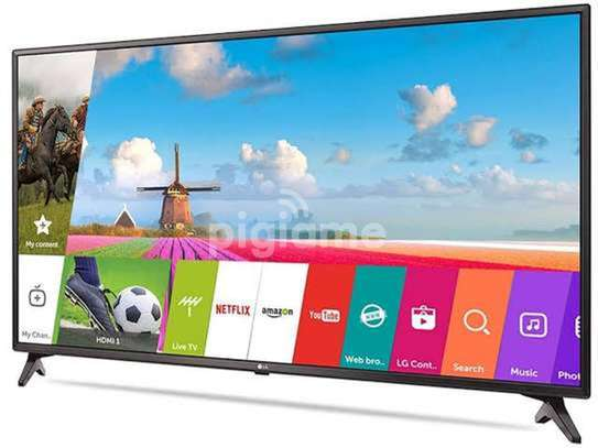 LG 49 inches Smart Digital TVs image 1