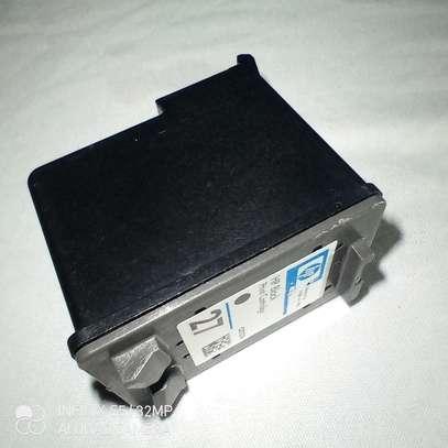 27 inkjet cartridge C8727A black only image 3