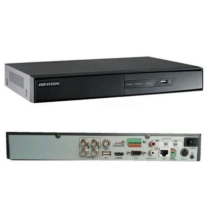 """HIKVision AHD 720P 4 Channel DVR 500GB HDD 4x AHD Cameras Dome Day/night vision All Weather 15"""" TFT Monitor CCTV Kit image 2"""
