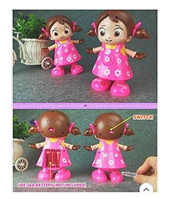 Dancing Girl Musical Fun Toy with Flash Light image 7