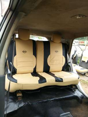 Puffy car seat covers image 11