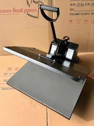 40*60 Sublimation Heat Press  Flatbed machine image 1