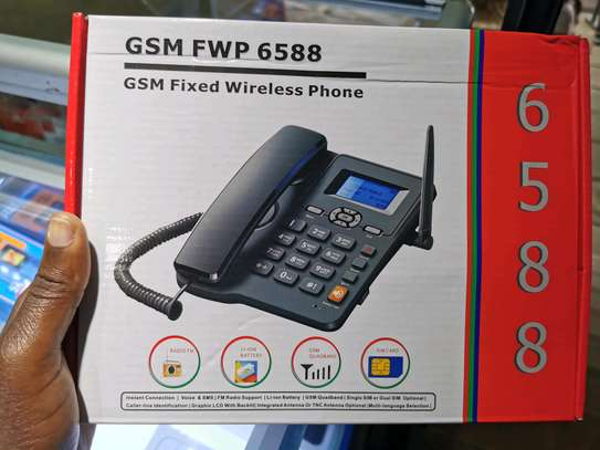 GSM Desk Phone image 1